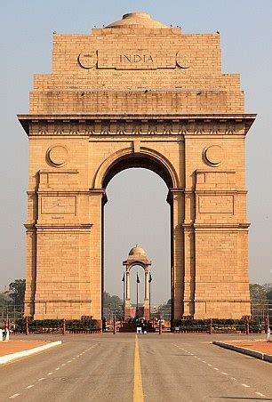cop a squat! police posted at delhi's india gate complain