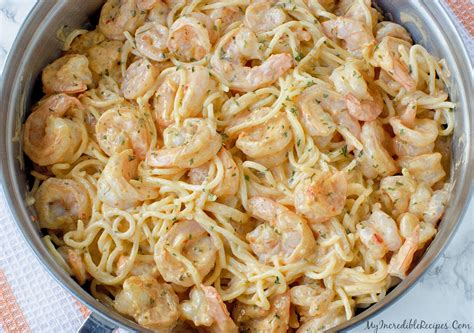 Pork And Pasta by Chicken And Shrimp Linguine