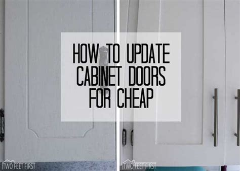 Diy Cabinet Doors Cheap Twofeetfirst Diy Shaker Style Cabinet Door For Cheap
