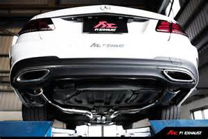 Mercedes Exhaust System