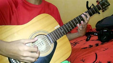 tutorial fingerstyle ran dekat di hati dekat di hati ran acoustic youtube