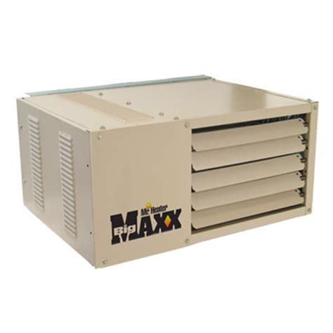 Garage Unit Heater 50 000 Btu Big Maxx Gas Unit Heater