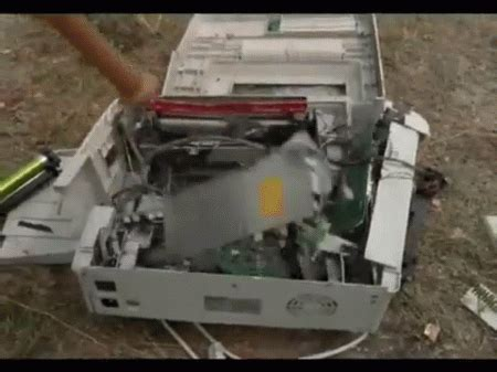 Office Space Fax Machine Gif What Is Some Of The Most Behavior You