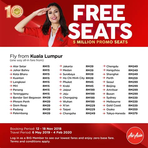 airasia promotion  travelfree