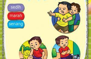 Buku Paud Dan Tk Seri Aku Senang Zikrul Hakim Bestari lembar aktivitas paud tk menghubungkan kata sifat dengan gambar ebook anak