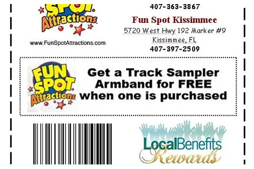 fun spot america orlando coupons