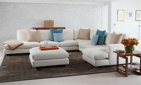 deep seated sectional deep seated sofa beachy blue and gold pillows add color