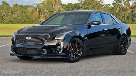 2017 Cadillac Cts Horsepower by 2017 Cadillac Cts V Driven Review Top Speed