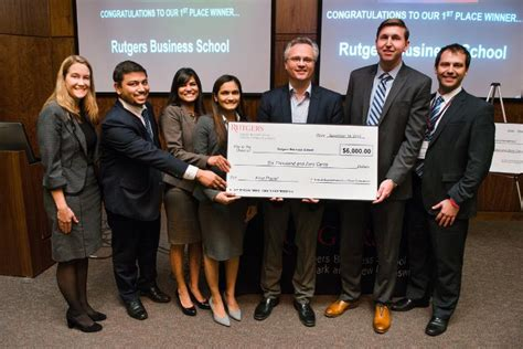 Rutgers Current Mba Students by Rutgers Mba Students Come Out On Top In Annual