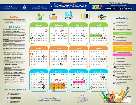 calendario sep 2017 calendario escolar 2017 panama