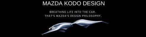 what is mazda kodo design language