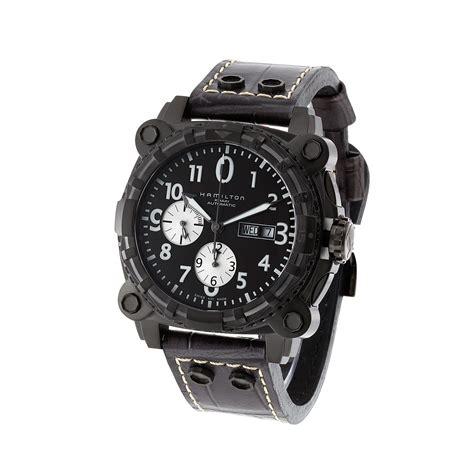 Hamilton Khaki Belowzero H78696393 hamilton khaki belowzero chronograph automatic