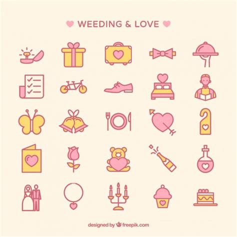 Wedding Icons by Free Wedding Icons For Your Design Projects Naldz Graphics