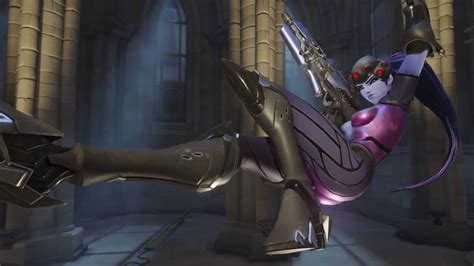 how to get into swinging widowmaker swinging into action highlight intro