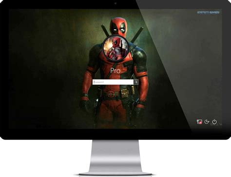 marvel themes for windows 8 1 deadpool windows 7 theme