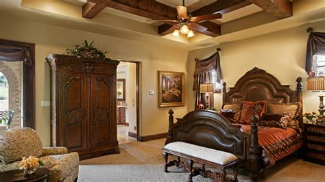 Tuscan Bedroom Decor | 15 extravagantly beautiful tuscan style bedrooms home