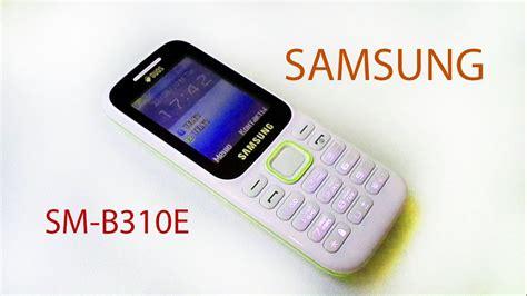 samsung b310e обзор samsung sm b310e