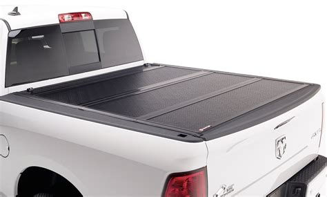 folding bed cover bak toyota tacoma 2016 2017 bakflip f1 folding tonneau