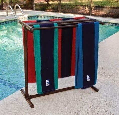 ideas products pvc towel rack