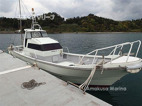 yanmar fishing boats japan used boat information amakusa marina co