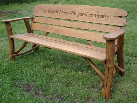 www bench co 4memorialbench side view