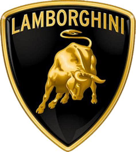 psd detail lamborghini logo official psds