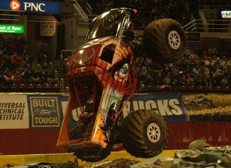 st louis monster truck show peoria and st louis updates allmonster com where