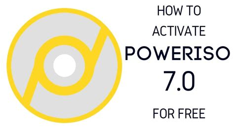 how to download power iso free full version poweriso 7 0 full version latest free download
