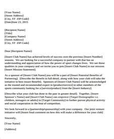 Business Partnership Letter Pdf 38 Business Letter Exles