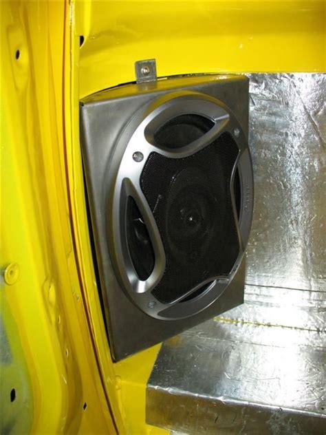 Speaker Gmc mn cab corner 6x9 speaker brackets the 1947 present chevrolet gmc truck message board