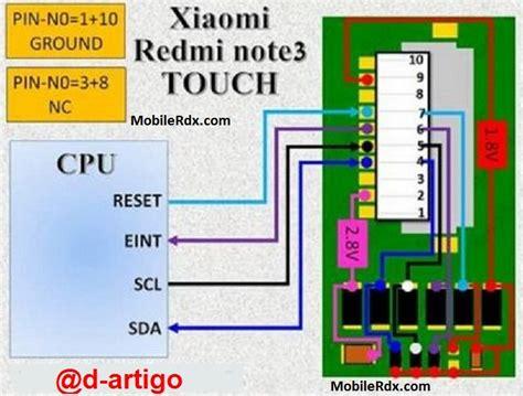 Xiaomi Redmi Note Touchscreen xiaomi redmi note 3 touch screen not working problem