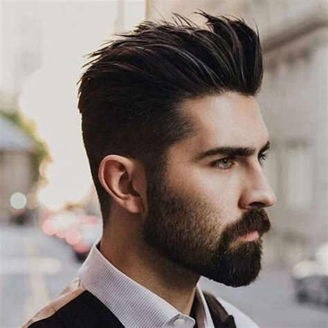 widows peak hairstyle 17 best widow s peak hairstyles for men