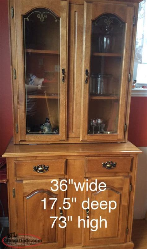 Dining Room Hutch For Sale Buffet Hutch For Sale St Newfoundland