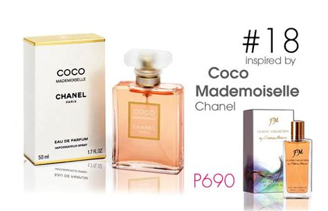 Parfum Fm 404 Inspired By Dolce Gabbana The One Desire For fm perfume fm 18 inspired by coco mademoiselle fm perfume