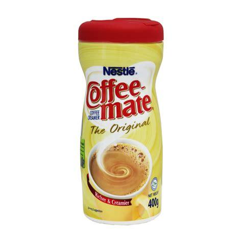 Nescafe Coffee Mate premier brands nescafe coffee creamer 400g