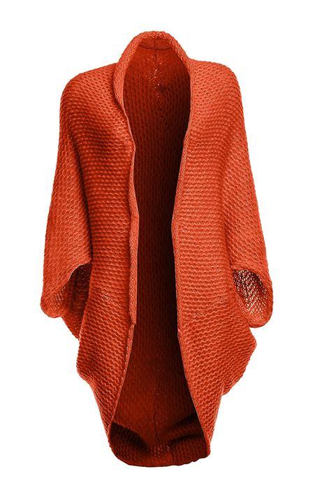 Cardi Batwing 1 empire s knitted cardigan cape cardi batwing dolman sleeves 364 ebay