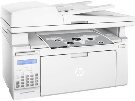 Hp Laserjet Pro M130fn hp jetintelligence smart laser printers smb printers