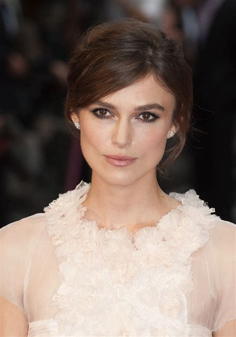 Keira Knightley Amuri And Mamie Gummer On The Carpet For Atonement by Keira Knightley Photos Photos The Premiere Of