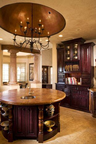 circular kitchen island kitchen with circular island and lovely ceiling ღ