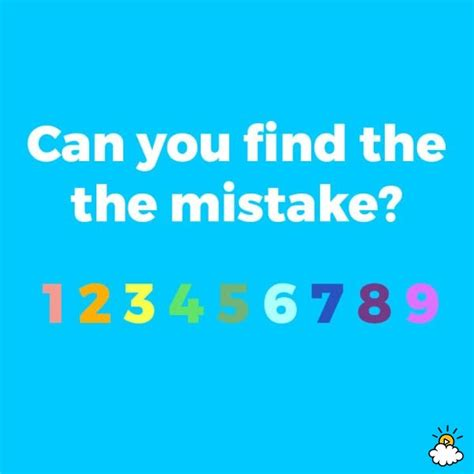 Can You Spot The Error by Few Can Find The Error In This Easy Puzzle