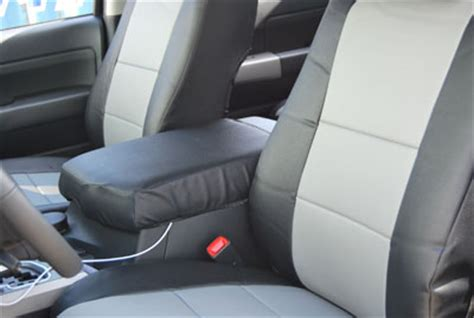 2014 Toyota Tundra Seat Covers Toyota Tundra 2010 2014 Iggee S Leather Custom Fit Seat