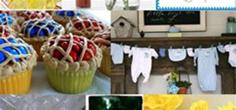 Bbq Baby Shower Decorations by Baby Shower Barbecue Ideas And Inspiration Board 171