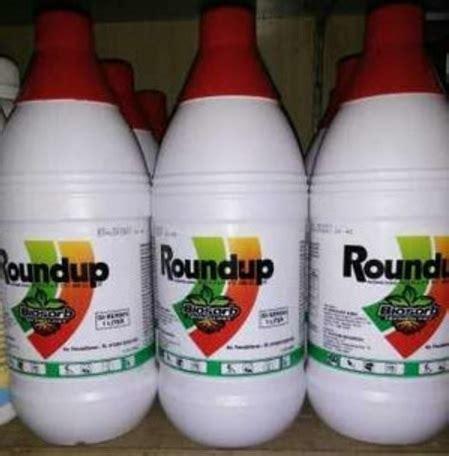 Roundup 486 Sl herbisida roundup 486 sl 1 liter jual tanaman hias