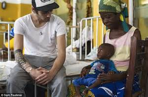 harry styles moved  tears  comic relief trip  ghana