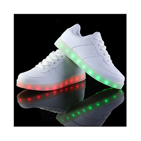 free light up shoes bewild brand deluxe rechargeable led light up sneakers