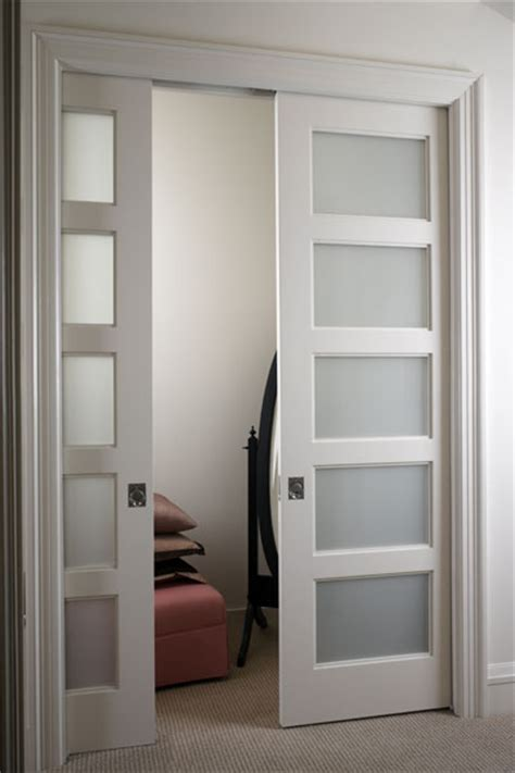 Glass Doors For Closets by Closet Doors Trustile Doors