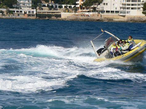 speed boat knots mallorca speed boats