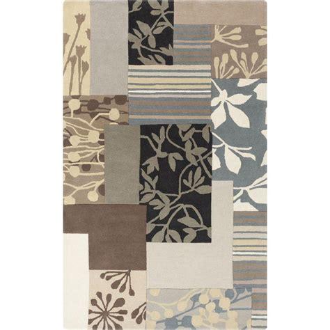 artistic weavers elam moss 5 ft x 8 ft indoor area rug