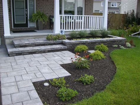 steps interlock driveways landscaping stittsville kanata green with envy landscaping