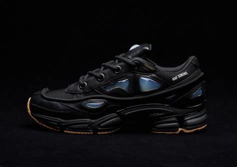 raf simons adidas ozweego bunny black sneaker bar detroit